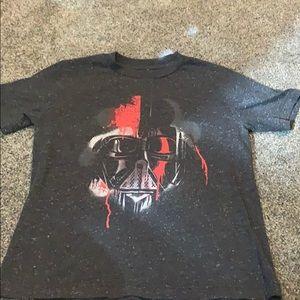 Star Wars Star Wars Gemma shirt small gray & black